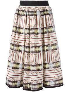 printed midi skirt  IM Isola Marras