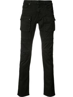 джинсы с накладными карманами Belstaff