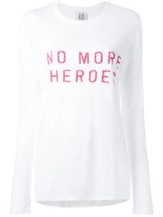 no more print T-shirt Zoe Karssen