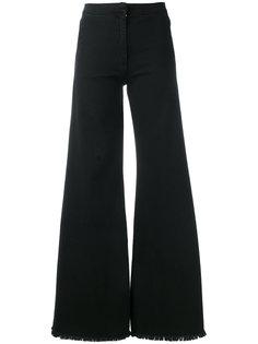 расклешенные джинсы  Federica Tosi