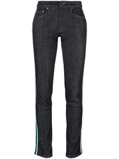 джинсы с лампсами Victoria Victoria Beckham