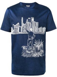 футболка The Man and The City Lanvin
