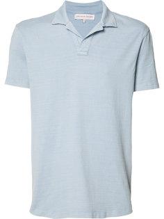 классическая футболка-поло Orlebar Brown