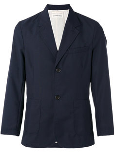 double button blazer Universal Works
