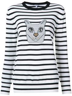 cat stripe sweater Loewe
