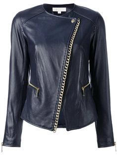 куртка с цепочной отделкой Michael Michael Kors