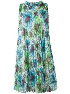 мини-платье с принтом Anemone  Ultràchic