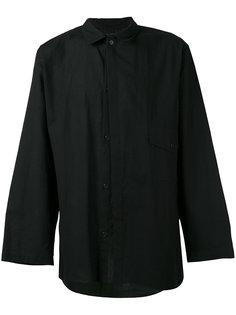 рубашка I Left Yohji Yamamoto