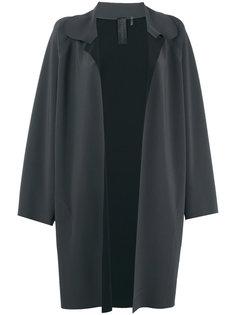 пальто Pewter Norma Kamali
