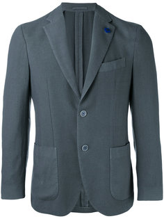 пиджак с накладными карманами Lardini