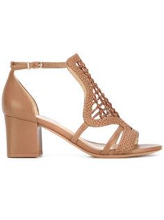 woven heeled sandals Alexandre Birman