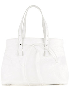 embossed tote bag Simone Rocha