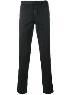 классические брюки-чинос Prada