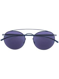 round frame sunglasses  Mykita
