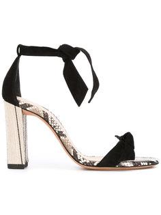 ankle tie sandals Alexandre Birman