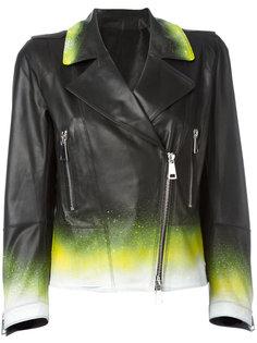 Deejay Digit biker jacket Sylvie Schimmel