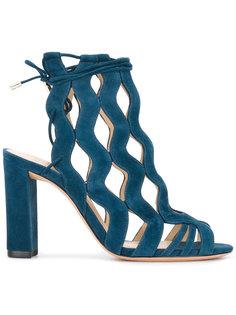 cage ankle sandals Alexandre Birman