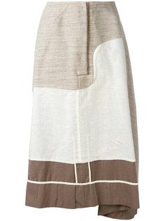 двусторонняя юбка Comme Des Garçons Vintage