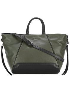 contrast tote bag  DKNY