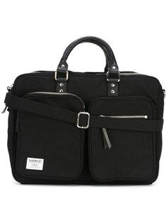 сумка для ноутбука с кожаными ручками Sandqvist