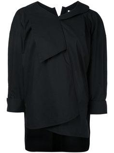 cropped asymmetric hoodie Enföld