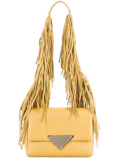 fringed strap shoulder bag Sara Battaglia