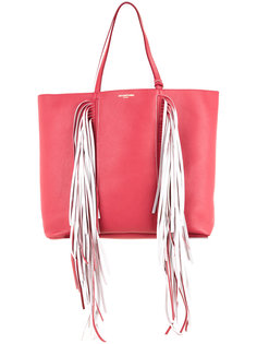fringed shopping bag Sara Battaglia