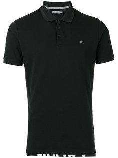 футболка-поло с логотипом Calvin Klein Jeans