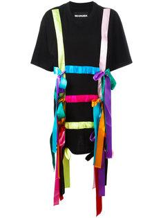 Bow-Tique T-shirt dress Nicopanda