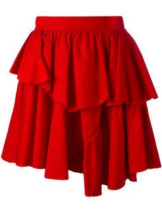 ярусная юбка  Philosophy Di Lorenzo Serafini