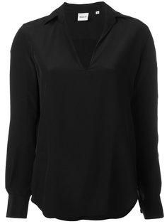 блузка с открытым воротником Aspesi