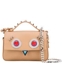микро-сумка Baguette Fendi