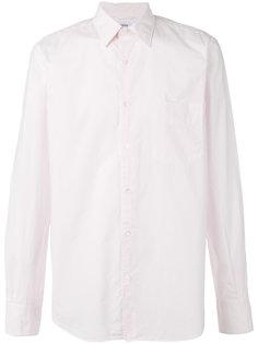 однотонная рубашка Aspesi