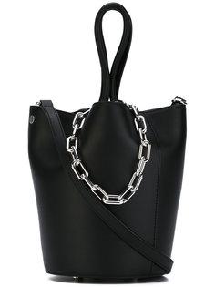 сумка-тоут с цепочкой Alexander Wang