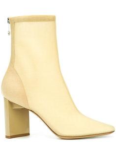 сетчатые ботинки по щиколотку Maison Margiela