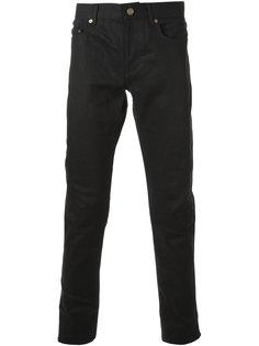 узкие джинсы Saint Laurent