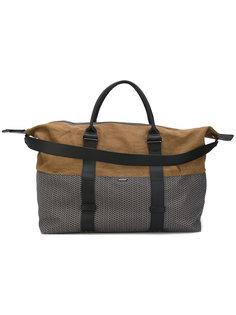 дорожная сумка с панельным дизайном Zanellato