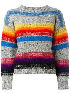 полосатый свитер Kansai Yamamoto Vintage