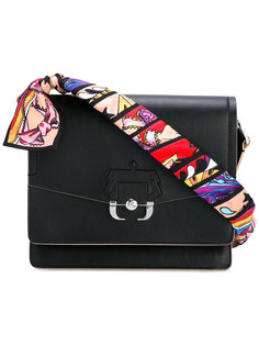 printed strap shoulder bag  Paula Cademartori