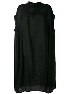 oversized shirt dress Rundholz