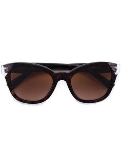 солнцезащитные очки формы кошачий глаз Valentino