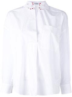 embroidered collar shirt Vivetta