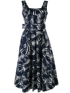 printed belt dress  Samantha Sung