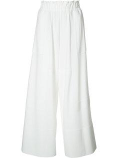 wide-leg trousers Issey Miyake