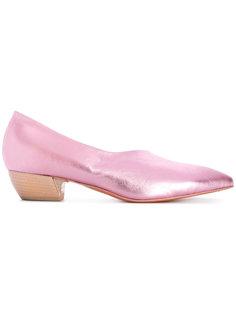 туфли с вырезными деталями Solange  Officine Creative