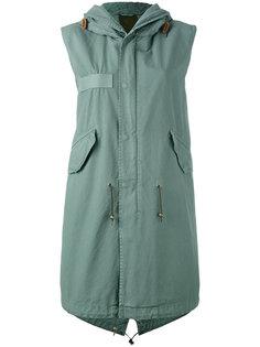 sleeveless parka coat Mr & Mrs Italy