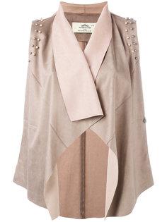 draped waistcoat Urbancode