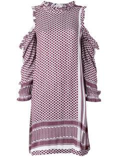 cold shoulder dress Cecilie Copenhagen