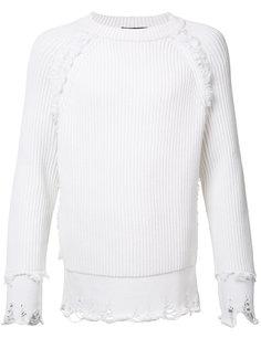 трикотажный свитер Haider Ackermann