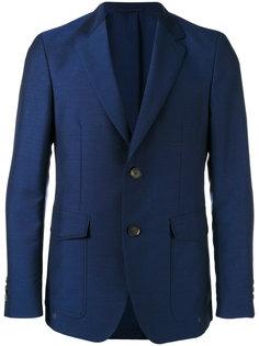 пиджак с застежкой на две пуговицы Salvatore Ferragamo